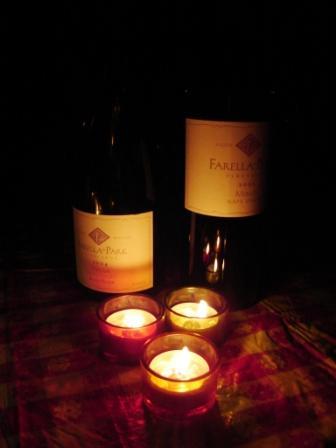 Candles_bottles